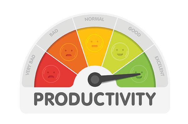 MSP increase productivity