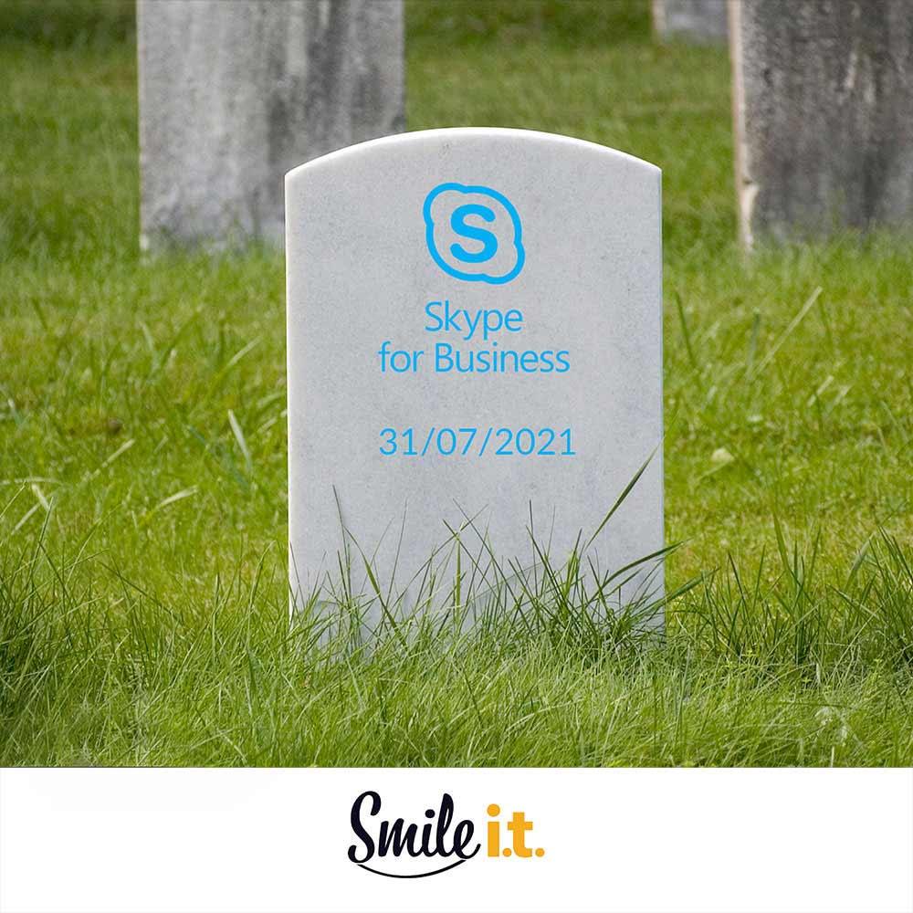 Goodbye Skype for Business